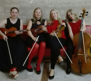MSV Quartet rouge